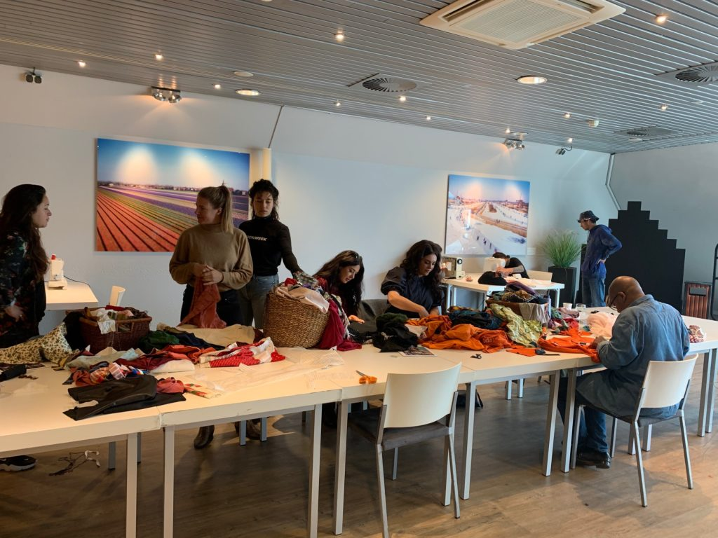 workshop The Hague Fashion Week Madurodam